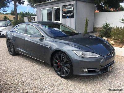 usado Tesla Model S S 85 P+