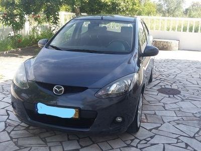 usado Mazda 2 1,3 MZR EXCLUSIVE