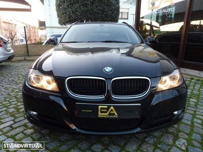 usado BMW 320 2.0D Touring Pack interior