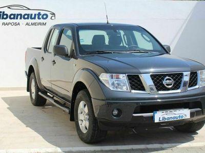 usado Nissan Navara 2.5 dCi 4WD