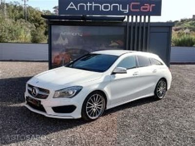 usado Mercedes CLA220 ClasseCDi AMG Line Aut. (177cv) (5p)