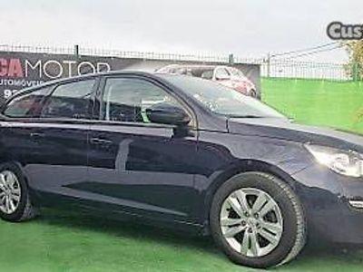 usado Peugeot 308 1.6 Hdi Active S.W