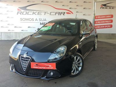 usado Alfa Romeo Giulietta 2.0JTDm Distinctive