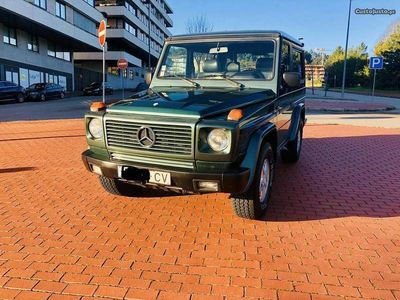 usado Mercedes G350 Turbo Diesel