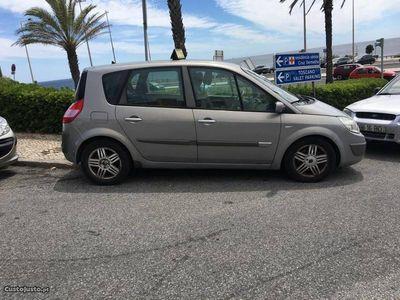 usado Renault Scénic 1.9dci