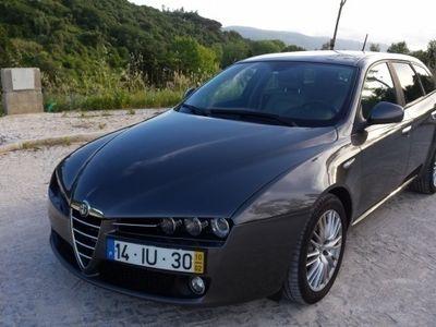 usado Alfa Romeo 159 sportwagon DISTINCTIVE
