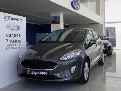 usado Ford Fiesta Business 1.1 Ti-VCt 85CV 5P