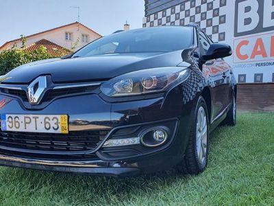 usado Renault Mégane ST 1.5 DCi Limited