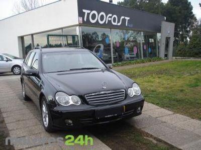 usado Mercedes C200 CDi Classic GPS 134 Cv