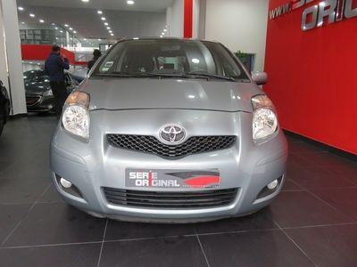 usado Toyota Yaris 1.0 VVT-i Active+AC (69cv) (5p)