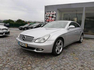 usado Mercedes CLS320 CDi Nacional