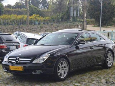 usado Mercedes CLS320 CDi Automatico