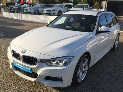 usado BMW 320 d Touring Pack M Auto 184 Cv