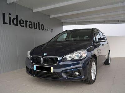 usado BMW 216 Gran Tourer D 7 Lug+ GPS