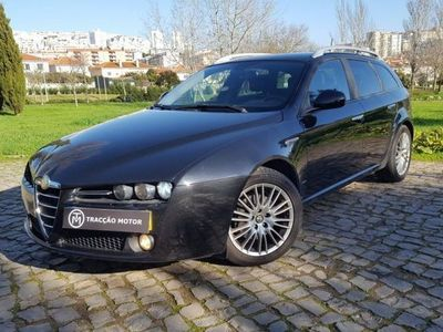 brugt Alfa Romeo 159 SW 2.0 JTDM Distinctive