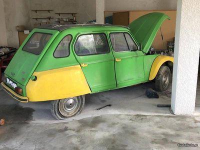 usado Citroën Dyane Super Descapotavel