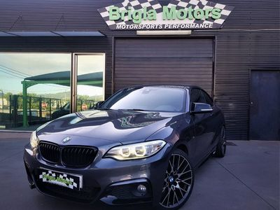 usado BMW 220 D PACK M PERFORMANCE FULL EXTRAS