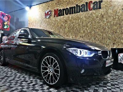 usado BMW 318 D AUTO PACK M EXTERIOR APENAS 70 MIL KMS L/R