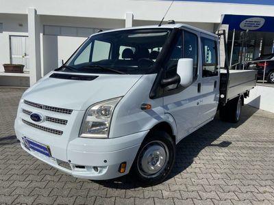 usado Ford Transit 2.2 Cab/Dupla C/IVA