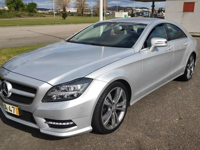 usado Mercedes CLS250 AMG Blueefficiency