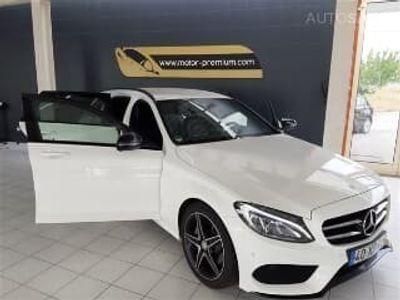usado Mercedes C220 ClasseBlueTEC AMG (170cv) (5p)