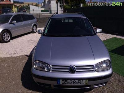 usado VW Golf Variant 1.9 TDi Highline