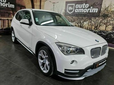 usado BMW X1 16 d sDrive Auto xLine