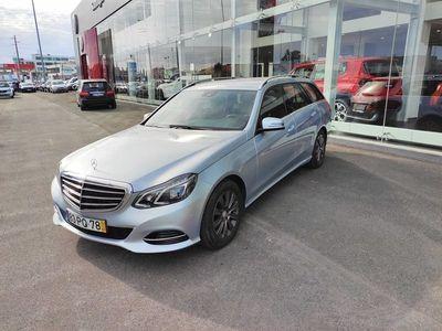 usado Mercedes E250 Classebluetec elegance auto. Diesel