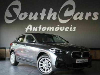 usado BMW X2 16 d sDrive Auto