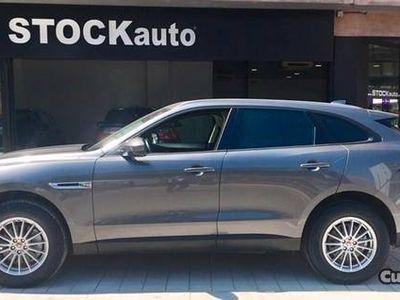 usado Jaguar F-Pace 2.0 Diesel