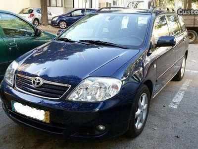 used Toyota Corolla Sw 1.4 d4d 90 cv