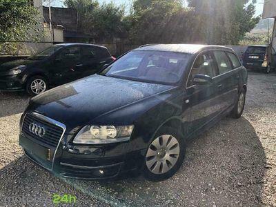 usado Audi A6 Avant 2.0TDi 140cv
