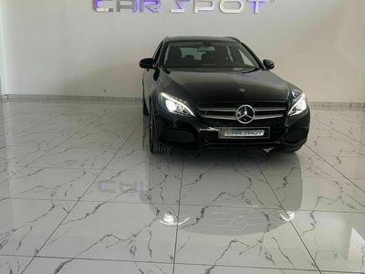 usado Mercedes C200 T D 7G-TRONIC AVANTGARDE PLUS