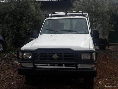 usado Nissan Patrol 9 lugares
