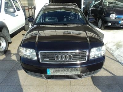 usado Audi A6 2.5 TDi V6 24V Quattro (180cv) (5 lug) (4p)