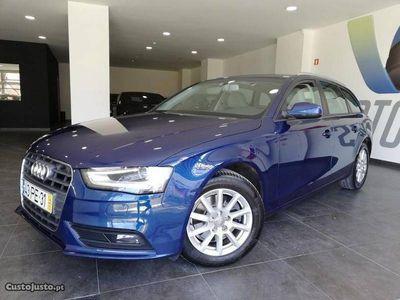 gebraucht Audi A4 Avant, 2.0 TDI Auto