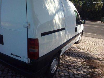 usado Citroën Jumpy 1.9 diesel -