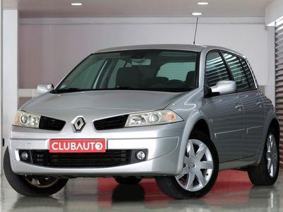 usado Renault Mégane 1.5 DCI DYNAMIQUE S