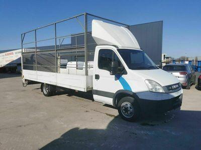 usado Iveco Daily 50c15 3.0 3500kgs longa caixa aberta