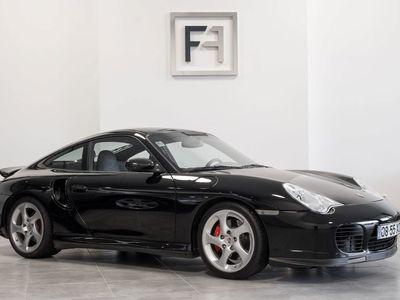 brugt Porsche 996 Turbo TURBO