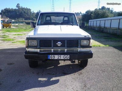 usado Nissan Patrol 2.8 D Pick-Up 3L