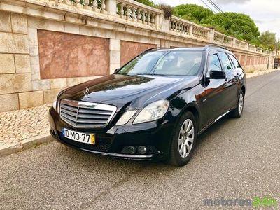 usado Mercedes E200 ClasseCDi Elegance BlueEfficiency