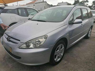 usado Peugeot 307 1.6 HDi XT Premium