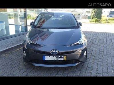 usado Toyota Prius 1.8 Luxury+Pele