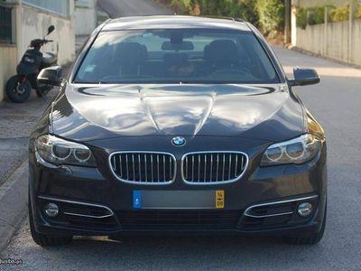 usado BMW 520 520 D Luxury Line