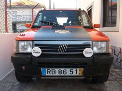 gebraucht Fiat Panda 4x4 Sisley - 88