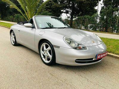 usado Porsche 911 Carrera Cabriolet 911 996 2