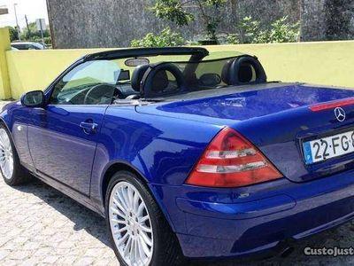gebraucht Mercedes SLK200 R170