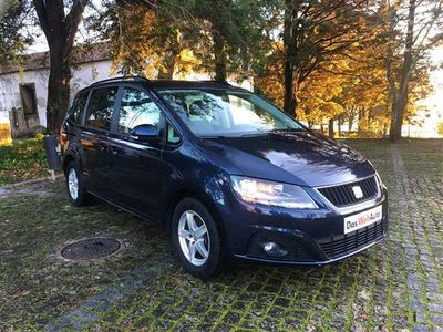 brugt Seat Alhambra Style