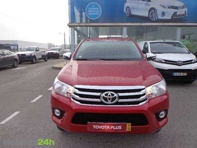 usado Toyota HiLux 2.5 D-4D 4WD CD Tracker